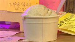 S příchutí slzného plynu. Hongkongská zmrzlina připomíná protesty