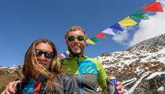 Jakou míru vážnosti nemoci přisoudíte, takovou má, říká český horolezec bojující s rakovinou