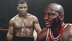 Mohla to být rvačka století. Nezkrotný Tyson se kvůli bývalé ženě sápal na Jordana