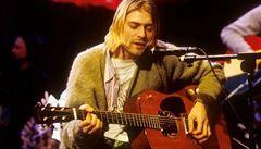 ZÁPISKY Z KARANTÉNY: Pokoří Cobainova kytara Lennonovu a Gilmourovu?