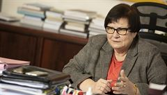 Benešová podala stížnost ve prospěch muže, kterého soud poslal do vězení za krádež pěti housek