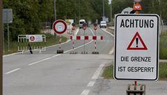 Vláda se v pondělí bude zabývat režimem na hranicích. Ve hře je jeho dřívější uvolnění