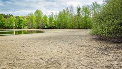 Deště z minulého týdne dosytily půdu pouze do 40 centimetrů, hlouběji zůstává velké sucho
