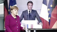 'Musíme jednat evropsky.' Německo a Francie plánují vytvořit záchranný fond s 500 miliardami eur