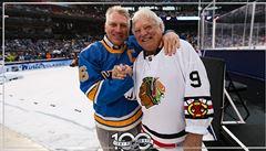 Sociální sítě jsou zlo, dnešní NHL je šílená, mrzí legendárního Hulla