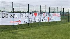 KOMENTÁŘ: Trnavští fanoušci brojí proti kouči. V atmosféře strachu se ale vyhrávat nedá
