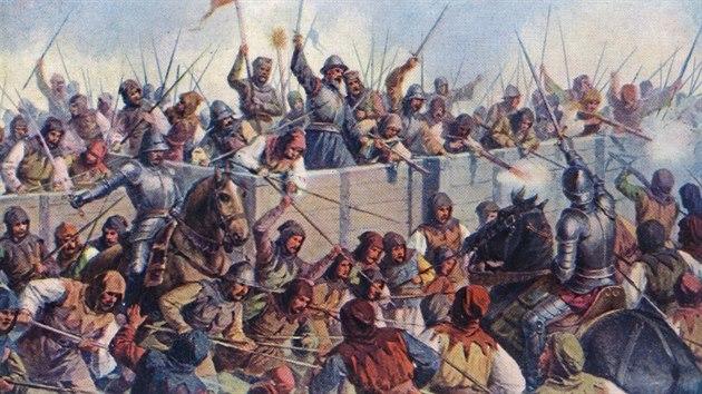 Teprve sto let po revoluci se k Husovi a husitství přihlásil Martin Luther a pak další reformátoři