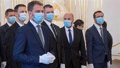 Krize na Slovensku pokračuje. Matovičův kabinet se rozpadá, demisi oznámili ministři školství a zahraničí
