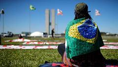V Brazílii přibylo za den více než 50 000 nakažených koronavirem. Je druhou nejzasaženější zemí na světě