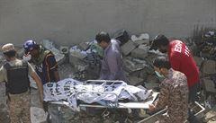 Selhaly nám motory, volali zoufalí piloti těsně před zřícením v Pákistánu. Nefungoval ani podvozek