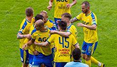 Fotbal je zpět. Teplice překvapily v dohrávce Liberec, výhru trefili Kučera se Řezníčkem