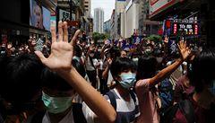 Čína plánuje změny volebního systému v Hongkongu. Ještě více omezí demokracii a upevní nadvládu Pekingu