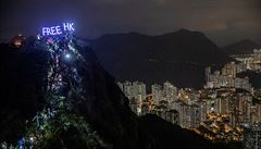 'Situace v Hongkongu je jen ukázkou síly.' Čína ořeže svobodu města o 27 let dříve