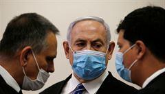 V Izraeli začalo soudní řízení s premiérem Netanjahuem. Obvinění jsou směšná, tvrdí premiér