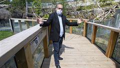 Tasmánští čerti jsou výjimeční, ďábelsky působí v mnoha ohledech, popisuje nové lákadlo šéf pražské zoo Bobek