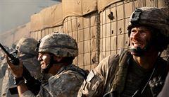 Orlando Bloom proti teroristům. Snímek Základna vypráví o slavné bitvě amerických vojáků