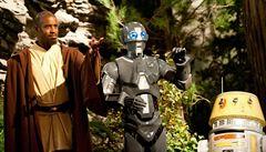 Star Wars na vlastní kůži. Děti si v nové soutěži vyzkouší, jaké je to být rytířem Jedi