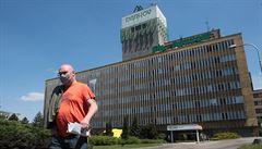 Greenpeace podala trestní oznámení na OKD kvůli šíření covidu-19 v Dole Darkov