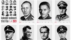 Poslanci hodlají utnout byznys s nacismem. Prodej kalendářů či triček s Hitlerem má být trestným činem