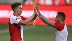 Slavia tleská ve stoje. Pochopila fotbalového umělce Stanciua, který ji táhne za obhajobou
