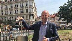 Chceme přilákat lidi z venkova, centrum Prahy nemusí být lunaparkem, říká náměstek primátora Hlubuček
