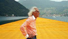 Ve věku 84 let zemřel umělec Christo známý zahalováním staveb. Zakryl Reichstag i australské pobřeží