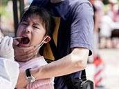 Ve Wu-chanu otestovali 10 milionů lidí, testy odhalily 300 asymptomatických případů