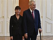 Polská velvyslankyně v Praze šikanovala své podřízené, úřad stále vede