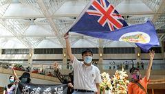 Čína v Hongkongu plánuje zřídit úřad národní bezpečnosti