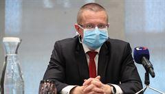 Obce by mohly dostávat data o nakažených ve svém obvodu, řekl Dušek. V pondělí to navrhne ministerstvu