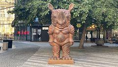 Krása soch ve veřejném prostoru. Začal letošní ročník festivalu Sculpture Line
