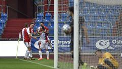 Slavia začne v nadstavbě na půdě Baníku, v dalším kole může slavit titul proti Plzni