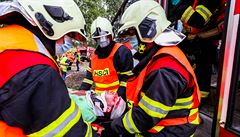 Spor o naočkování dobrovolných hasičů v Praze. Náměstek Hlubuček nesouhlasí, že k němu došlo neoprávněně