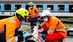 Manuál pro cestujícího: proč byste si při nehodě vlaku měli vzpomenout na letadlo a rozhodně neopouštět vagón