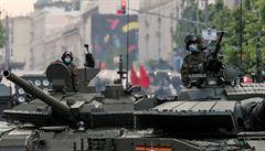 Ve stínu pandemie chystá Rusko odloženou oslavu Dne vítězství. Před přehlídkou musí veteráni do izolace