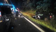 Fatálních nočních nehod na dálnicích přibývá, nejčastější příčinou je únava řidiče