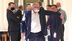 Peltův týden u soudu: Pentagon i jiné hlášky. Jsem nízkonákladovej, řekl také