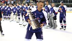 Na Slovensku hrozí zánik hokeje, kluby jsou bez peněz, varuje Višňovský