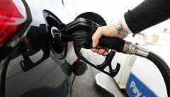 Ceny benzinu v Česku stagnují, nafta dál mírně klesá. Pohonné hmoty jsou o 5 korun levnější než před rokem