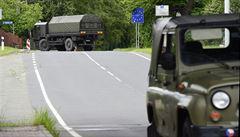Polsko omylem vpadlo do Česka. Jeho vojáci bránili Čechům v přístupu ke kapli