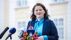 Na kurzarbeitu už je shoda, stát by měl proplatit 70 procent čisté mzdy, řekla ministryně Maláčová