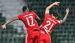 Velezkušený Bayern proti bohatým 'zelenáčům' z Paříže. Fotbalovou Ligu mistrů čeká v neděli finále