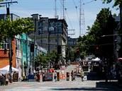 """Policie v Seattlu zahájila operaci s cílem zrušit """"autonomní zónu"""" demonstrantů"""