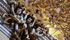 MEXICKÉ PODIVNOSTI: Přehnané, řvavé, kýčovité. Indiánské baroko je ale také fascinující