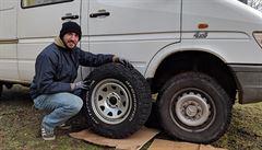 NOMÁDI: Teď je nomád už každý, kdo někam popojede obytným autem, říká Martin Kolčaba