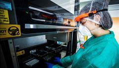 V pondělí přibylo 64 nových případů covidu. S koronavirem se potýká 4500 lidí