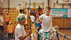 Tužme se národe! Česká obec sokolská chce zlepšit fyzickou kondici národa, připravila výzvu
