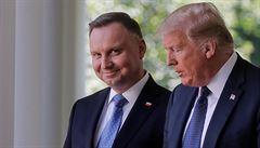 Jak nesou Trumpův odchod z Bílého domu lídři Maďarska a Polska? Robert Schuster o úzkosti z nové Ameriky