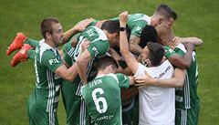 Bohemians udolali Slovácko a ve finále o Evropskou ligu vyzvou Boleslav, Liberec se vyhoupl na čtvrté místo