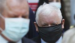 Šéf PiS Kaczyński obviňuje zahraniční média z vměšování do voleb. Jde o německý tisk, tvrdí